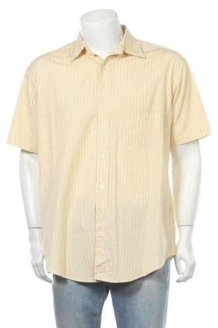 Ανδρικό πουκάμισο Nautica, Μέγεθος L, Χρώμα Κίτρινο, Βαμβάκι, Τιμή 17,90€