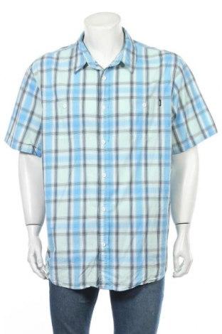Ανδρικό πουκάμισο Ripzone, Μέγεθος XXL, Χρώμα Μπλέ, Βαμβάκι, Τιμή 11,04€