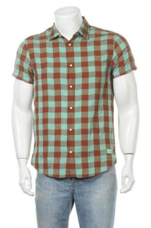 Pánská košile  Scotch & Soda, Velikost M, Barva Zelená, Bavlna, Cena  187,00Kč