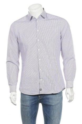 Ανδρικό πουκάμισο Strellson, Μέγεθος M, Χρώμα Βιολετί, Βαμβάκι, Τιμή 22,73€