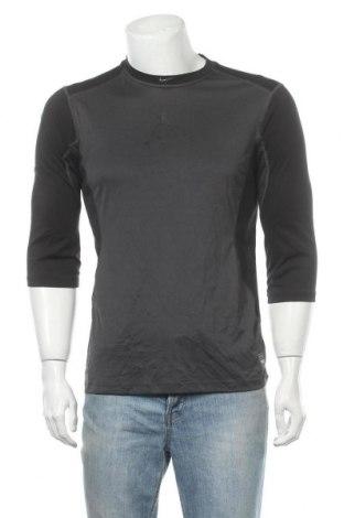 Мъжка спортна блуза Nike, Размер L, Цвят Сив, Полиестер, Цена 24,15лв.