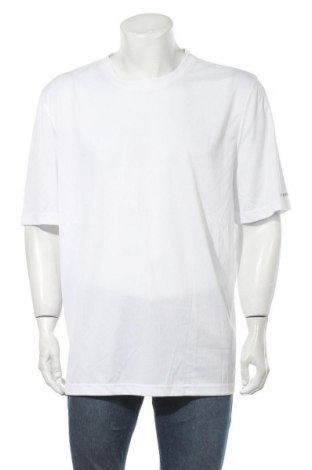 Ανδρικό t-shirt Brooks, Μέγεθος XXL, Χρώμα Λευκό, Πολυεστέρας, Τιμή 7,18€