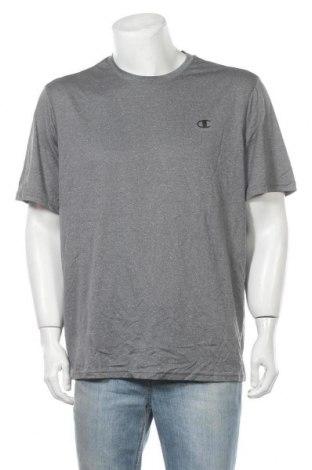 Мъжка тениска Champion, Размер XL, Цвят Сив, Полиестер, Цена 17,85лв.