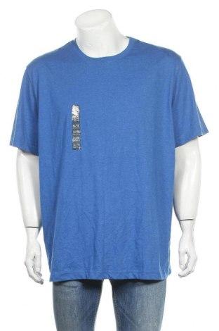 Ανδρικό t-shirt Cherokee, Μέγεθος XL, Χρώμα Μπλέ, 60% βαμβάκι, 40% πολυεστέρας, Τιμή 16,05€