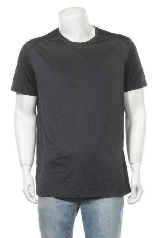Ανδρικό t-shirt Crane, Μέγεθος XXL, Χρώμα Γκρί, Πολυεστέρας, Τιμή 8,77€