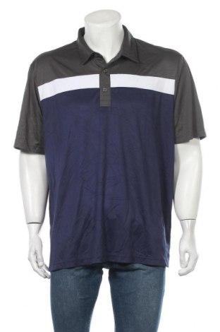 Мъжка тениска Cutter & Buck, Размер XXL, Цвят Многоцветен, Полиестер, Цена 13,44лв.