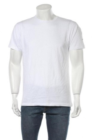 Ανδρικό t-shirt Diadora, Μέγεθος XL, Χρώμα Λευκό, Βαμβάκι, Τιμή 14,36€