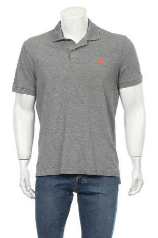 Ανδρικό t-shirt Express, Μέγεθος L, Χρώμα Γκρί, Βαμβάκι, Τιμή 11,69€