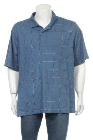 Ανδρικό t-shirt George, Μέγεθος XL, Χρώμα Μπλέ, 60% βαμβάκι, 40% πολυεστέρας, Τιμή 10,49€
