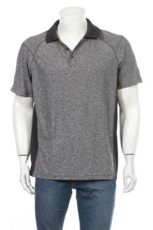 Ανδρικό t-shirt Head, Μέγεθος L, Χρώμα Γκρί, 96% πολυεστέρας, 4% ελαστάνη, Τιμή 11,11€