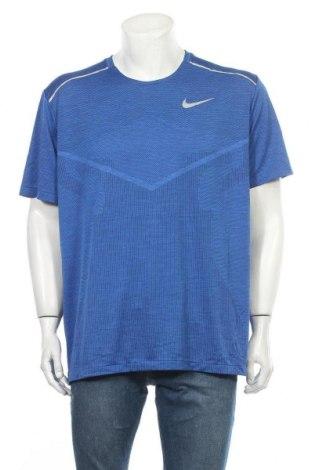 Pánské tričko  Nike, Velikost XXL, Barva Modrá, Polyester, Cena  561,00Kč