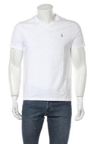 Ανδρικό t-shirt Polo By Ralph Lauren, Μέγεθος M, Χρώμα Λευκό, Βαμβάκι, Τιμή 27,48€