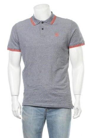 Ανδρικό t-shirt Tom Tailor, Μέγεθος M, Χρώμα Μπλέ, Βαμβάκι, Τιμή 18,44€
