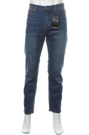 Мъжки дънки Bruno Banani, Размер M, Цвят Син, 98% памук, 2% еластан, Цена 66,75лв.