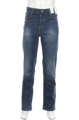 Ανδρικό τζίν Burton of London, Μέγεθος L, Χρώμα Μπλέ, 99% βαμβάκι, 1% ελαστάνη, Τιμή 22,41€