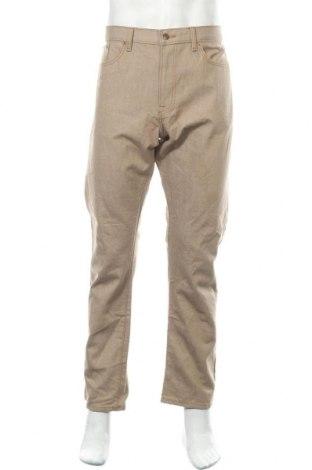 Pánské džíny  Canvas, Velikost XL, Barva Béžová, Bavlna, Cena  401,00Kč