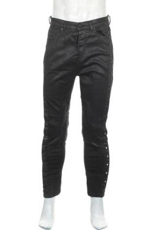 Мъжки дънки Diesel Black Gold, Размер M, Цвят Черен, 90% памук, 8% полиестер, 2% еластан, Цена 276,75лв.