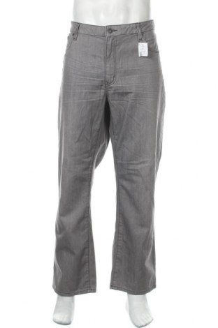 Мъжки дънки Kenneth Cole, Размер XXL, Цвят Сив, 100% памук, Цена 13,65лв.