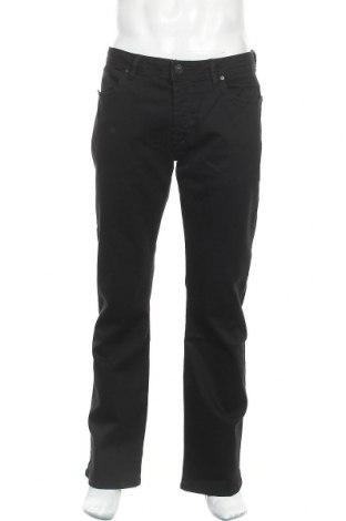 Мъжки дънки Ltb, Размер L, Цвят Черен, 92% памук, 6% полиестер, 2% еластан, Цена 32,40лв.