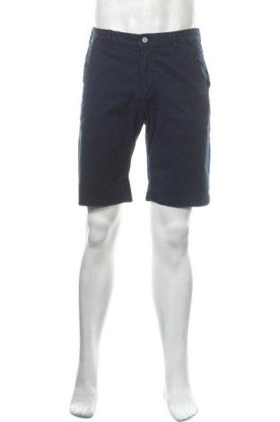 Ανδρικό κοντό παντελόνι Daniel Hechter, Μέγεθος M, Χρώμα Μπλέ, 98% βαμβάκι, 2% ελαστάνη, Τιμή 22,02€