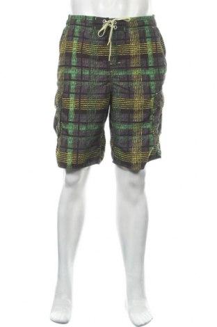 Мъжки къс панталон Iguana, Размер M, Цвят Многоцветен, Цена 14,28лв.