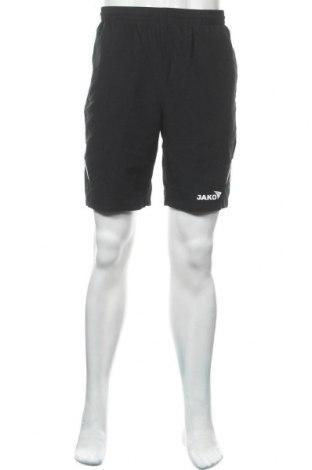Ανδρικό κοντό παντελόνι Jako, Μέγεθος S, Χρώμα Μαύρο, Πολυεστέρας, Τιμή 11,04€