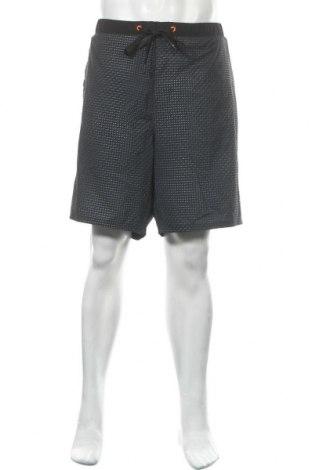 Ανδρικό κοντό παντελόνι ZeroXposur, Μέγεθος XXL, Χρώμα Μαύρο, 92% πολυεστέρας, 8% ελαστάνη, Τιμή 24,68€