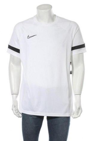 Ανδρικό t-shirt Nike, Μέγεθος XL, Χρώμα Λευκό, Πολυεστέρας, Τιμή 10,91€