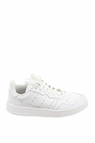 Мъжки обувки Adidas Originals, Размер 38, Цвят Бял, Естествена кожа, Цена 107,40лв.