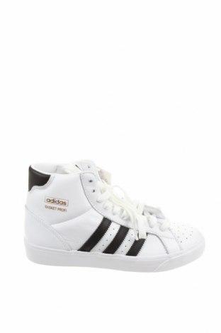 Мъжки обувки Adidas Originals, Размер 38, Цвят Бял, Естествена кожа, Цена 75,60лв.
