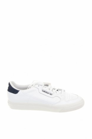 Ανδρικά παπούτσια Adidas Originals, Μέγεθος 49, Χρώμα Λευκό, Γνήσιο δέρμα, Τιμή 62,74€