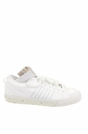 Ανδρικά παπούτσια Adidas Originals, Μέγεθος 48, Χρώμα Λευκό, Κλωστοϋφαντουργικά προϊόντα, Τιμή 59,23€