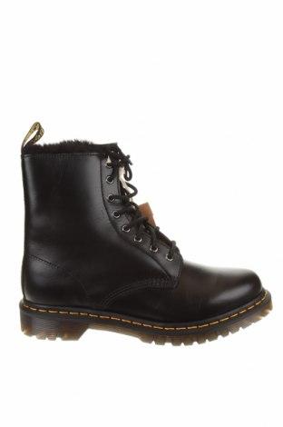 Мъжки обувки Dr. Martens, Размер 43, Цвят Черен, Естествена кожа, Цена 203,40лв.
