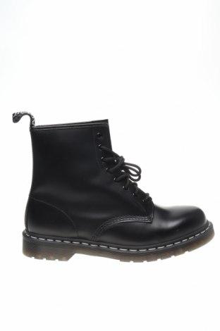 Мъжки обувки Dr. Martens, Размер 46, Цвят Черен, Естествена кожа, Цена 230,52лв.