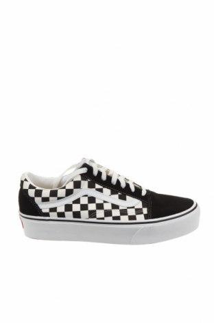 Мъжки обувки Vans, Размер 43, Цвят Черен, Текстил, Цена 87,72лв.