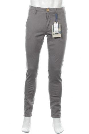 Ανδρικό παντελόνι Blend, Μέγεθος M, Χρώμα Γκρί, 98% βαμβάκι, 2% ελαστάνη, Τιμή 12,99€