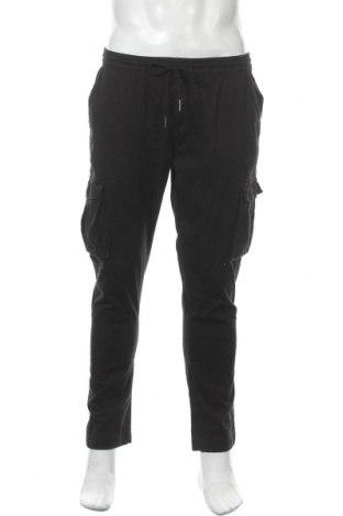 Ανδρικό παντελόνι Brave Soul, Μέγεθος M, Χρώμα Μαύρο, Βαμβάκι, Τιμή 16,70€