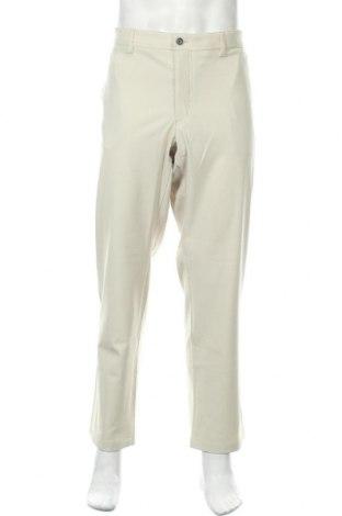 Ανδρικό παντελόνι Brax Golf, Μέγεθος 3XL, Χρώμα  Μπέζ, 86% πολυεστέρας, 14% ελαστάνη, Τιμή 64,17€