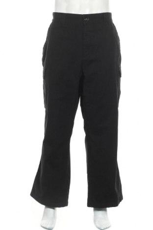 Ανδρικό παντελόνι Denver Hayes, Μέγεθος XXL, Χρώμα Μαύρο, Βαμβάκι, Τιμή 16,66€