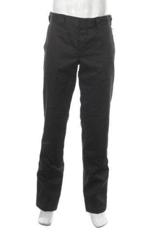 Мъжки панталон Dickies, Размер M, Цвят Черен, 65% полиестер, 35% памук, Цена 44,25лв.