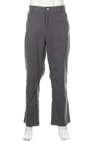Мъжки панталон Free Country, Размер XL, Цвят Сив, 74% вискоза, 22% полиамид, 4% еластан, Цена 13,86лв.