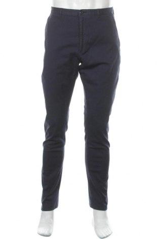 Ανδρικό παντελόνι Hugo Boss, Μέγεθος L, Χρώμα Μπλέ, 97% βαμβάκι, 3% ελαστάνη, Τιμή 118,82€