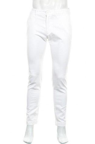 Ανδρικό παντελόνι J.Crew, Μέγεθος S, Χρώμα Λευκό, Τιμή 28,76€