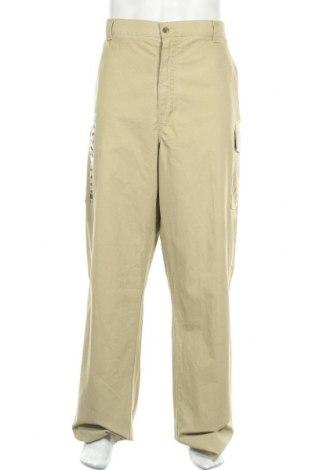 Мъжки панталон L.L. Bean, Размер 3XL, Цвят Жълт, Памук, Цена 29,40лв.