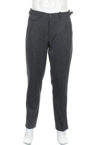 Мъжки панталон Liu Jo, Размер L, Цвят Син, 82% полиестер, 17% вискоза, 1% еластан, Цена 72,67лв.