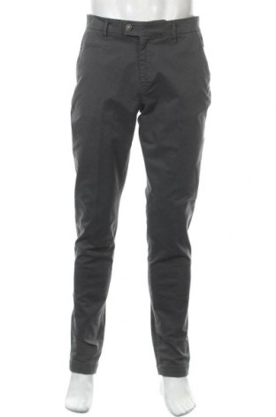 Ανδρικό παντελόνι Liu Jo, Μέγεθος L, Χρώμα Γκρί, 98% βαμβάκι, 2% ελαστάνη, Τιμή 20,04€