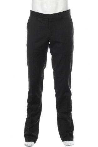 Ανδρικό παντελόνι Liu Jo, Μέγεθος L, Χρώμα Μαύρο, 98% μαλλί, 2% ελαστάνη, Τιμή 39,68€