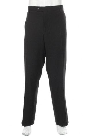 Мъжки панталон Man's World, Размер XXL, Цвят Черен, 65% полиестер, 35% вискоза, Цена 51,75лв.