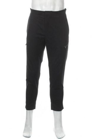 Мъжки панталон Mennace, Размер M, Цвят Син, 50% памук, 46% полиамид, 4% еластан, Цена 42,00лв.