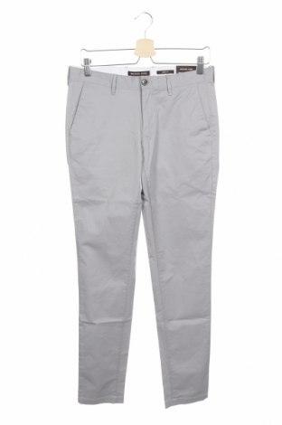 Мъжки панталон Michael Kors, Размер M, Цвят Сив, 98% памук, 2% еластан, Цена 189,07лв.